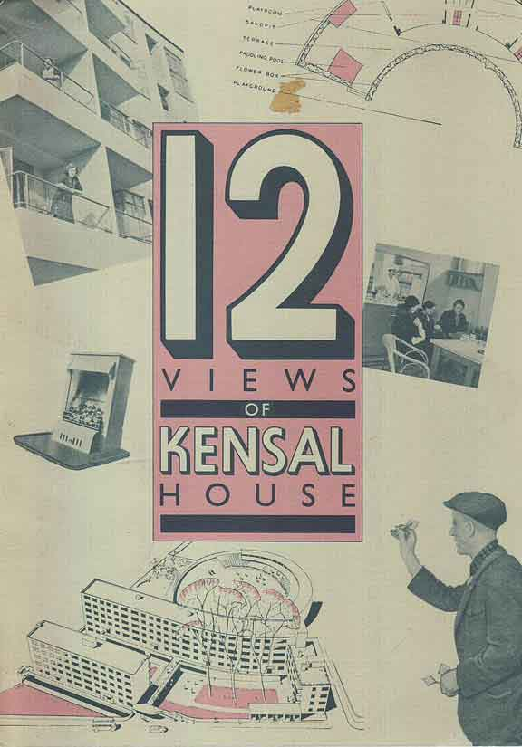 12 Views of Kensal House