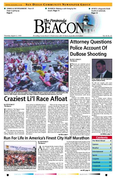 Beacon August 12, 1999
