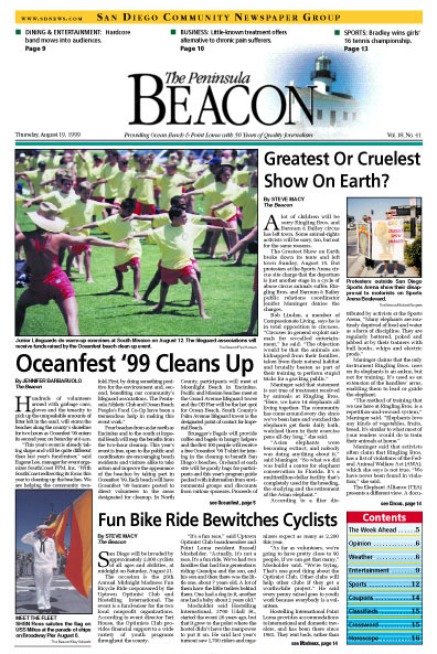 Beacon August 19, 1999